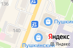 Схема проезда до компании Электробензоинструменты в Йошкар-Оле