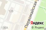 Схема проезда до компании Красное & Белое в Йошкар-Оле