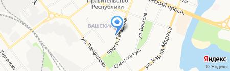 Домоуправление №2 на карте Йошкар-Олы