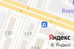 Схема проезда до компании Новая высота в Йошкар-Оле