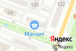 Схема проезда до компании Техпром в Йошкар-Оле