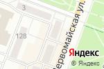 Схема проезда до компании Ветлуга в Йошкар-Оле