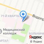 Республиканский онкологический диспансер на карте Йошкар-Олы
