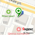 Местоположение компании Витрина