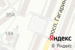 Схема проезда до компании Семицветик в Йошкар-Оле