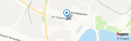 KIA MAG Motors на карте Йошкар-Олы