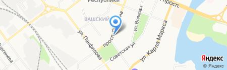 Chin-Chin на карте Йошкар-Олы