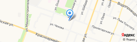 Дентал-Ревю на карте Йошкар-Олы