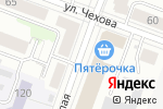 Схема проезда до компании Серебряная подкова в Йошкар-Оле