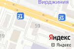 Схема проезда до компании АС в Йошкар-Оле