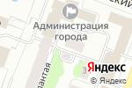Схема проезда до компании Новоселье, КПК в Йошкар-Оле