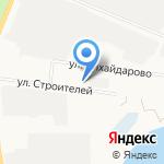 Марийский таможенный пост Нижегородской таможни на карте Йошкар-Олы