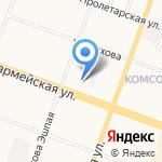 Всероссийское общество глухих на карте Йошкар-Олы