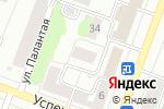Схема проезда до компании ДокторПрофи в Йошкар-Оле