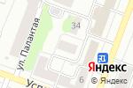 Схема проезда до компании КардиоДом в Йошкар-Оле