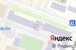Схема проезда до компании Родной Мой Техникум в Йошкар-Оле