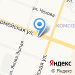 Центр Юридической Защиты на карте Йошкар-Олы