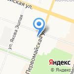 NextAuto на карте Йошкар-Олы