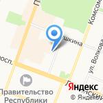 FixPrice на карте Йошкар-Олы