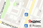 Схема проезда до компании Магазин профнастила в Йошкар-Оле