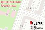 Схема проезда до компании Юный авиатор в Йошкар-Оле