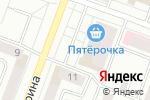 Схема проезда до компании Oblaka Lounge в Йошкар-Оле