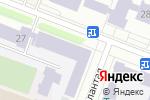 Схема проезда до компании Iecafe.ru в Йошкар-Оле