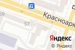 Схема проезда до компании Магазин светотехники и замков в Йошкар-Оле