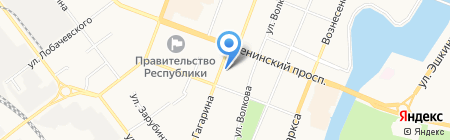 БрокерКредитСервис на карте Йошкар-Олы