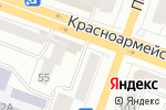 Схема проезда до компании ДезЦентр ЭКО в Йошкар-Оле