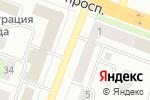 Схема проезда до компании Vиктория в Йошкар-Оле