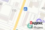 Схема проезда до компании Ноутбук-центр в Йошкар-Оле
