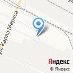 Магазин морепродуктов на карте Йошкар-Олы