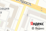 Схема проезда до компании Pin-up в Йошкар-Оле