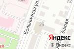 Схема проезда до компании Военно-мемориальная компания в Йошкар-Оле