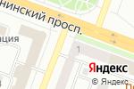 Схема проезда до компании Гурман в Йошкар-Оле