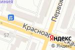 Схема проезда до компании Хлебозавод №1 в Йошкар-Оле