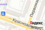 Схема проезда до компании Радиомастер в Йошкар-Оле