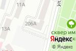 Схема проезда до компании Росгосстрах банк, ПАО в Йошкар-Оле