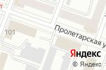 Схема проезда до компании Иномаркет в Йошкар-Оле