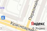Схема проезда до компании Галерея рукоделия в Йошкар-Оле