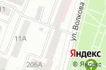 Схема проезда до компании Стоматология доктора Миронова в Йошкар-Оле