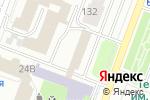Схема проезда до компании Рикс+С в Йошкар-Оле