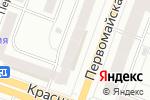 Схема проезда до компании СТиК-Спутниковое Телевидение в Йошкар-Оле