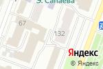 Схема проезда до компании MATRESHKA style в Йошкар-Оле