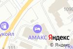 Схема проезда до компании Платежный терминал, Бинбанк, ПАО в Йошкар-Оле