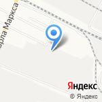 Город на карте Йошкар-Олы
