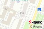Схема проезда до компании Доминант в Йошкар-Оле