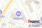 Схема проезда до компании Визус в Йошкар-Оле