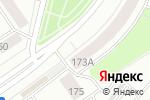 Схема проезда до компании Ваша рекламная компания в Йошкар-Оле